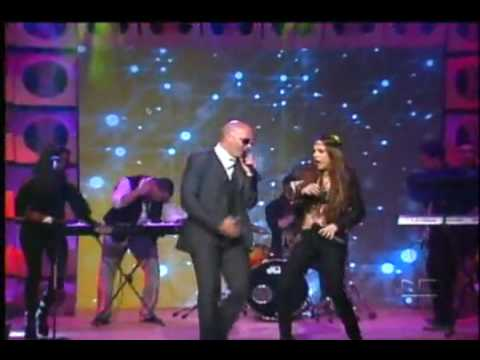 Belinda Ft Pitbull - Egoista  Live