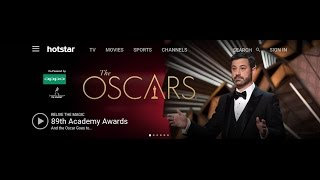 oscar 2017 full show download