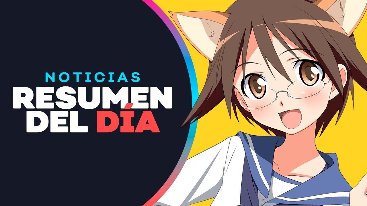 Kyoto Animation está de Vuelta, lo Nuevo de Strike Witches y más - Noticias