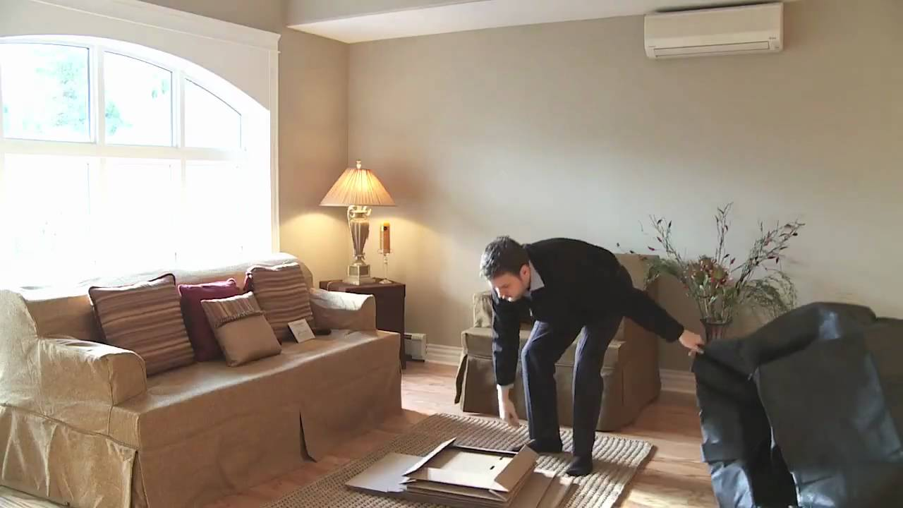 Home Staging Furniture: Stage An Empty House In Minutes