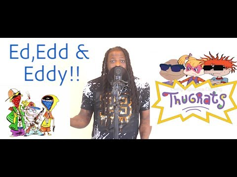 Trapp Tarell - ED, EDD & EDDY (story)(Pt.1-7)