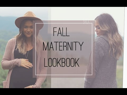 Download Youtube: Fall Maternity Fashion