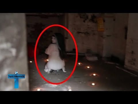Top 10 Terrifying And Scary Videos That Freak Out People