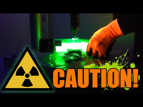 PLUTONIUM vs. DRILL PRESS | How to do a really stupid thing