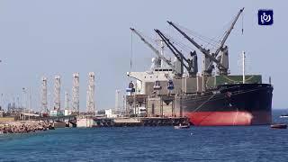 اتفاقية تعاون مع مصر لتخفيض رسوم دخول الشاحنات - (28-12-2017)