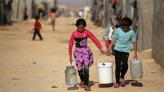 فيديو.. المجتمع الدولي يفشل في جمع مليار و500 ألف دولار لتعليم أطفال اللاجئين