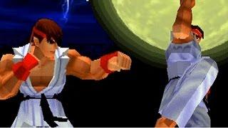 Street Fighter EX Plus Alpha (PS1) Playthrough - NintendoComplete