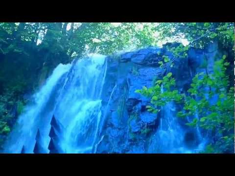 musique relaxation cascade chute d'eau