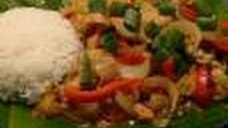 Recipe- Quick & Easy Spicy Chicken Stir Fry With Lemon Grass