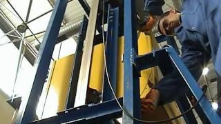 Zorlu Asansör Fren Testi İzmir Fuarı 2006
