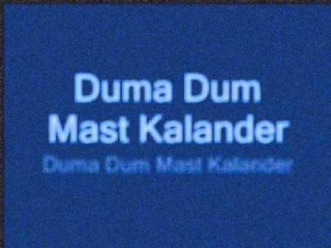 Duma Dum Mast Kalander.wmv
