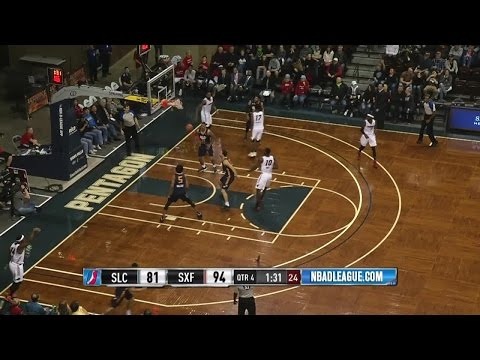 Highlights: Marcus Posley (23 Points)  Vs. The Stars, 12/11/2016
