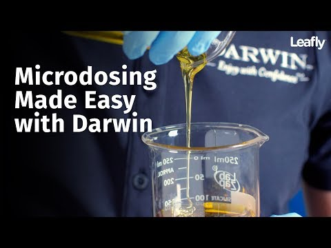 Microdosing Made Easy with Darwin