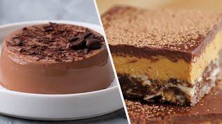 how to make ne bake desserts