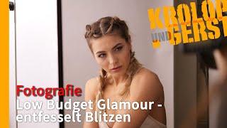 Low Budget Beauty Glamour Portraits 📷 Krolop&Gerst