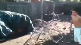 Неудачный паркур