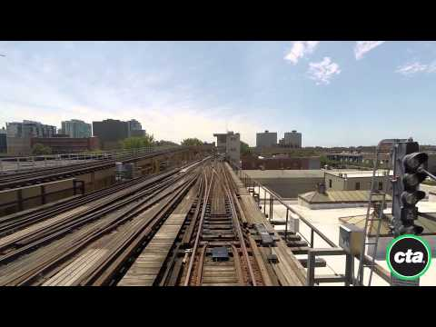 CTA Ride the Rails: Green Line to Cottage Grove & Ashland/63rd (2015)