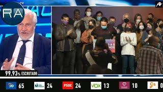 Julio Ariza expone el papel esencial de VOX en el juego democrático español