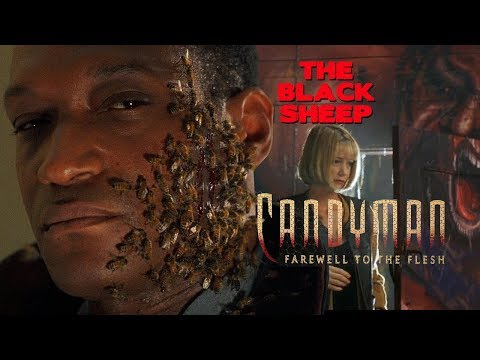 CANDYMAN: FAREWELL TO THE FLESH (1995) The Black Sheep, Tony Todd horror movie