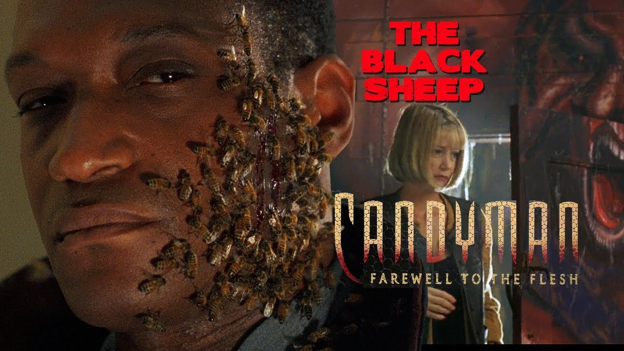Candyman Farewell To The Flesh 1995 The Black Sheep Tony Todd