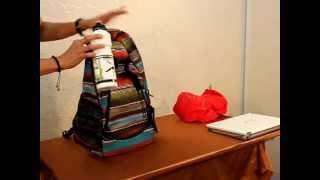 Городской рюкзак DAKINE CFMPUS(Видео обзор продукции магазина рюкзаков www.rukzakov.com Приходите, меряйте, выбирайте!, 2012-09-03T12:50:29.000Z)
