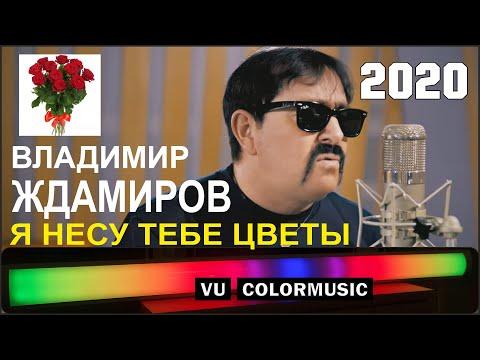 Владимир Ждамиров (гр. Бутырка) - А Я Несу Тебе Цветы 2020 / VU Colormusic / VU Цветомузыка v3.0