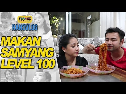 Raffi Gigi Samyang Challenge