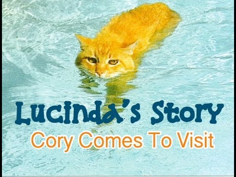 Lucinda's Story, Cory Comes To Visit - Children's Bedtime Story/Meditation