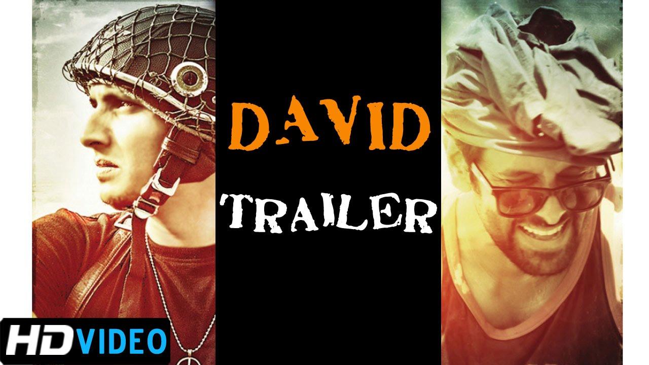 David Tamil Movie Trailer | Vikram | Jiiva | Tabu | Isha ...