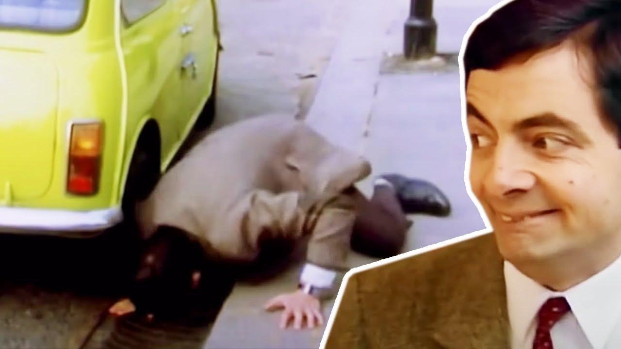 LOST Car Keys   Funny Clips   Mr Bean Official