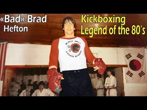 """Bad"" Brad Hefton"
