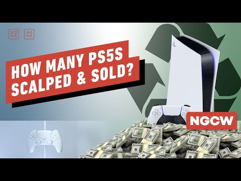 The True Extent of PS5 Resales - Next-Gen Console Watch