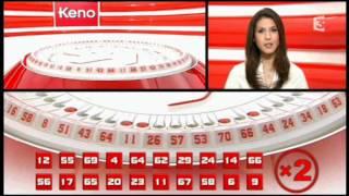 Tirage Keno 2012 les resultat pour 120 000€ jackpot , joker.