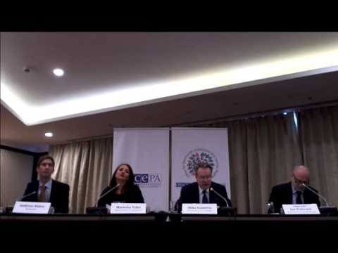 Russian Federation, State Duma Elections, 18 September 2016: Elex Obs Mission Press Conference