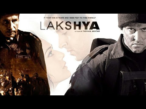 Lakshya Full Hindi Movie HD - Motivational Bollywood Movie