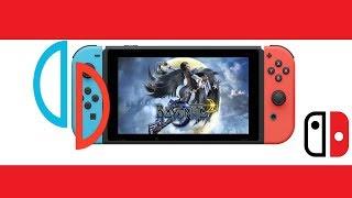 Yuzu Nintendo Switch Emulator | BAYONETTA 2 | Performance FSP 3D Rendering Video