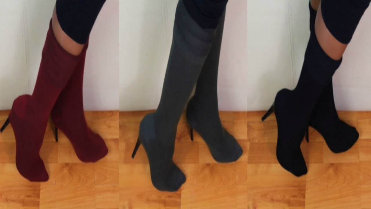 Season DiyYeezy Boots Sock 2 Inspired How Iamshe To Youtube UVzpMGqS
