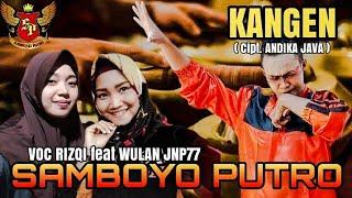 Lagu Jaranan Kangen voc Rizqi - Jaranan Samboyo Putro 2019 - live Bulurejo