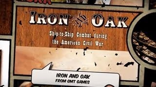 TGG Inside the Box: Iron and Oak from GMT