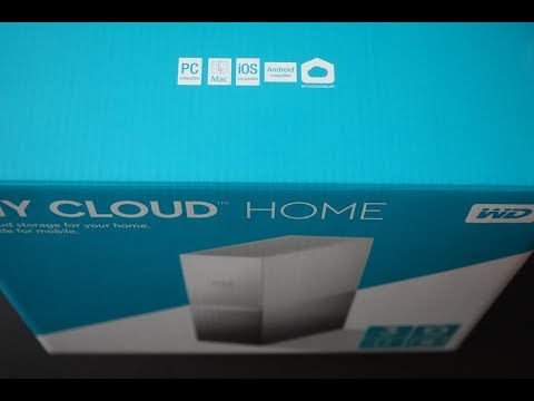 Western Digital WD Cloud Home - 2019