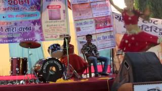 Nepali Dance(Parsa Dashain Mela 2071) Bhojpuri Part 4 HD