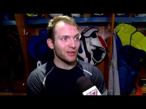 ARCHIVE: Post-Game Interviews vs. Calgary