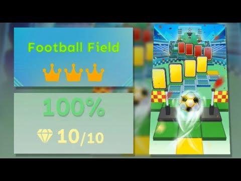 Rolling Sky - Football Field