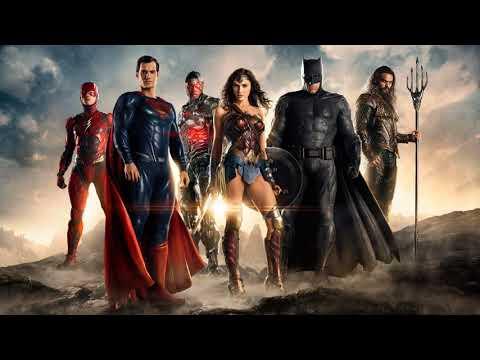 Batman On The Roof (Justice League Soundtrack)