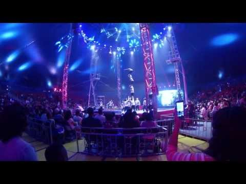 Sights, Sounds, and Colors of Universoul Circus in Washington DC