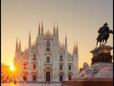 Milan (Italy) Walking Around Milan / Castello Sforzesco / Arco Della Pace !!!! GO PRO FOOTAGE