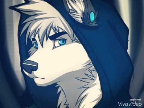 фото волков из аниме