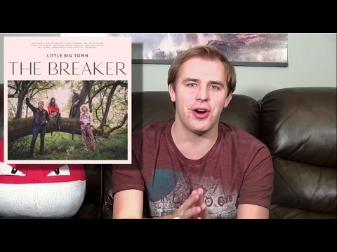 Little Big Town  The Breaker  Album Review