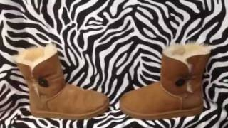 *REQUEST* Bailey Button Uggs Review
