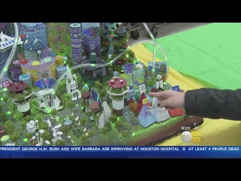 Students Take Part In Future City Competition